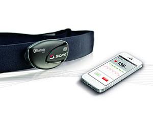 Mellkaspánt SIGMA Comfortex+ Bluetooth