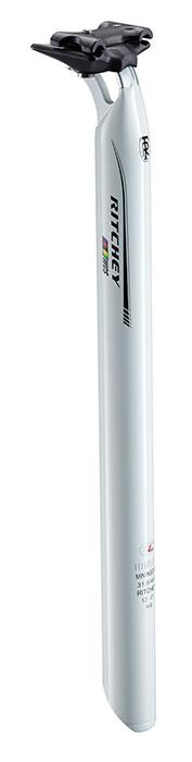 Nyeregszár RITCHEY WCS LINK 31,6x400mm fehér