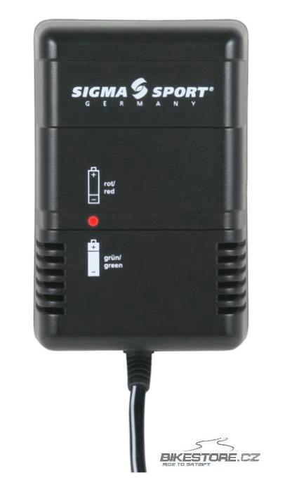Alkatrész SIGMA lámpához Akkutöltő Nipack