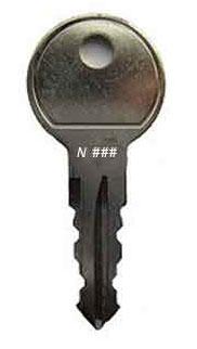 Thule kieg kulcs 138