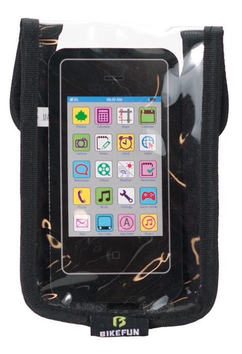 Táska BIKEFUN ROUTER TOUCH kormányra smartphone - B11035