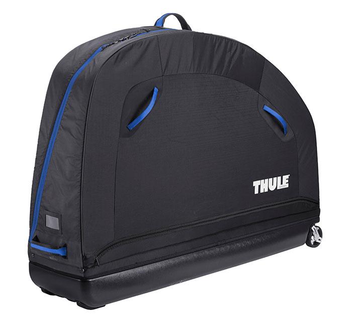 Kerékpárszállító táska THULE ROUNDTRIP PRO XT puha oldalfallal