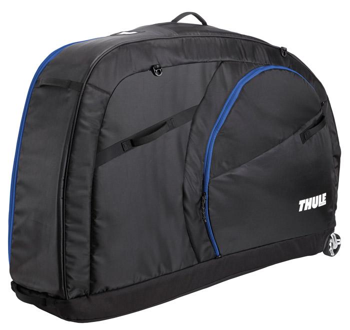 Kerékpárszállító táska THULE ROUNDTRIP TRAVELLER puha oldalfallal