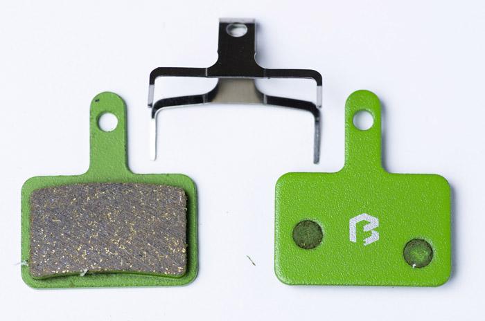 Fékbetét tárcsafékhez BIKEFUN - DS-10+SP-10