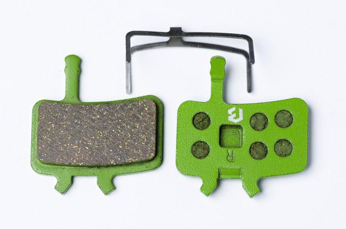 Fékbetét tárcsafékhez BIKEFUN - DS-11+SP-11