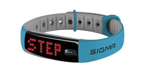 Fitnessz-karkötő SIGMA ACTIVO