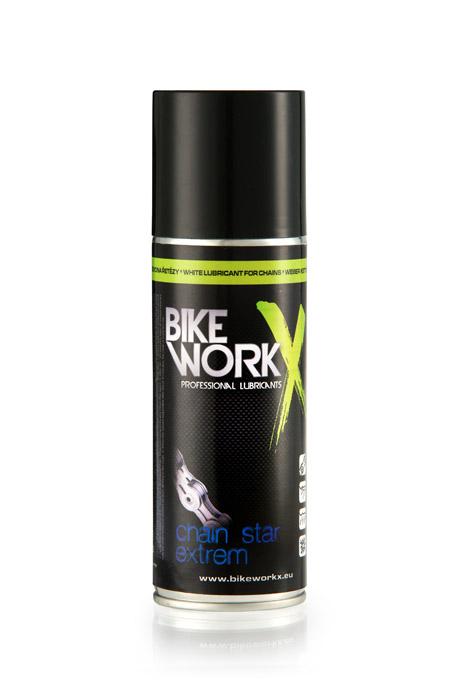 BikeWorkx CHAIN STAR EXTREM lánckenő Spray 200 ml - CHAINE/200