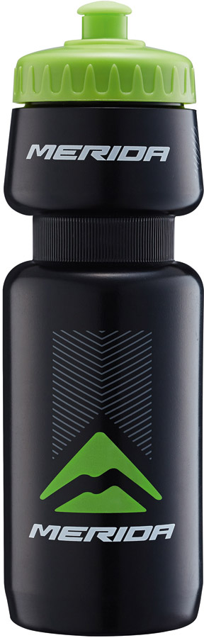 Kulacs MERIDA fekete/zöld 700 ml - 2670