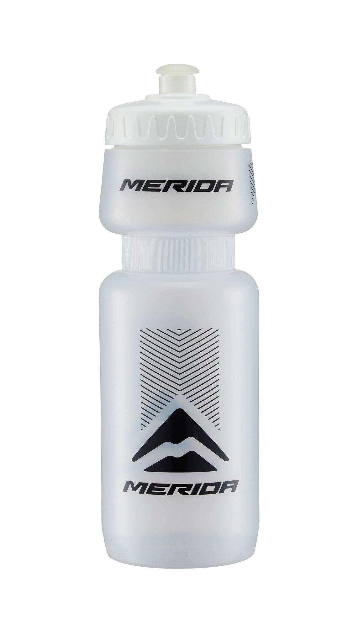 Kulacs MERIDA átlátszó/fekete 700 ml - 2711