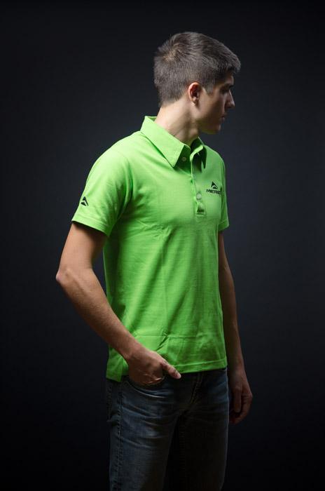 Polo MERIDA STYLE EDITION rövid gallér XXL zöld