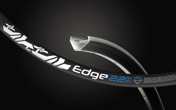 Abroncs RYDE EDGE 22 622 mm, 32 h