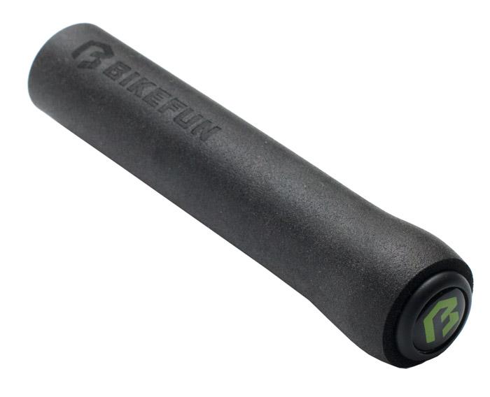 Markolat BIKEFUN 130 mm Skingrip szilikon fekete