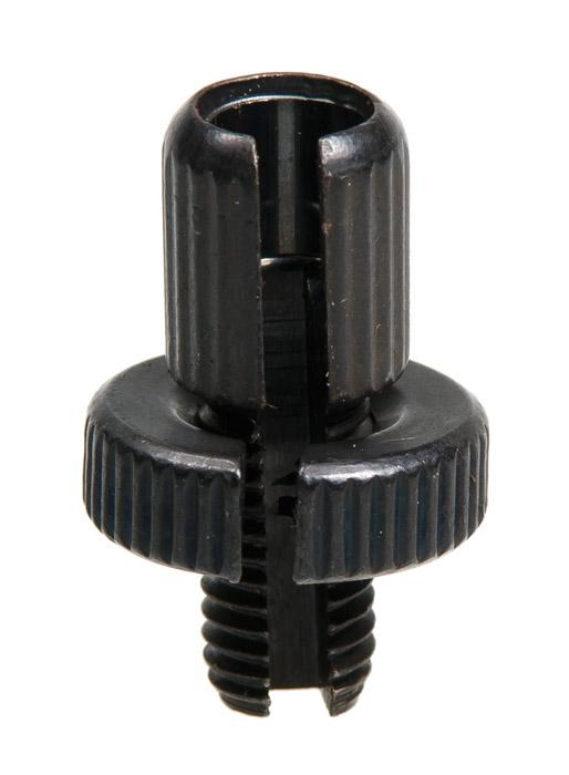 Fékkar állító csavar M7 acél fekete