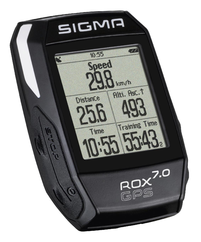 Computer SIGMA ROX 7.0 GPS fekete