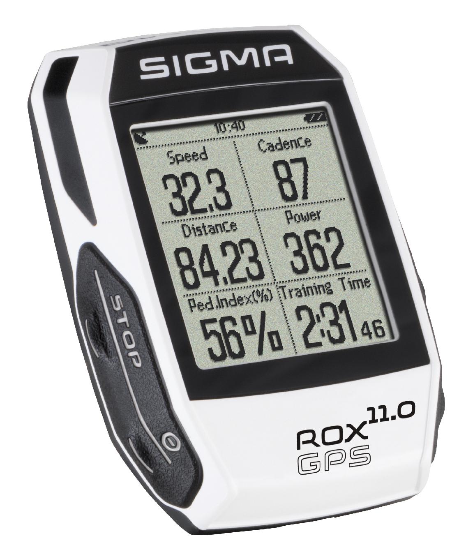 Computer SIGMA ROX 11 GPS BASIC fehér