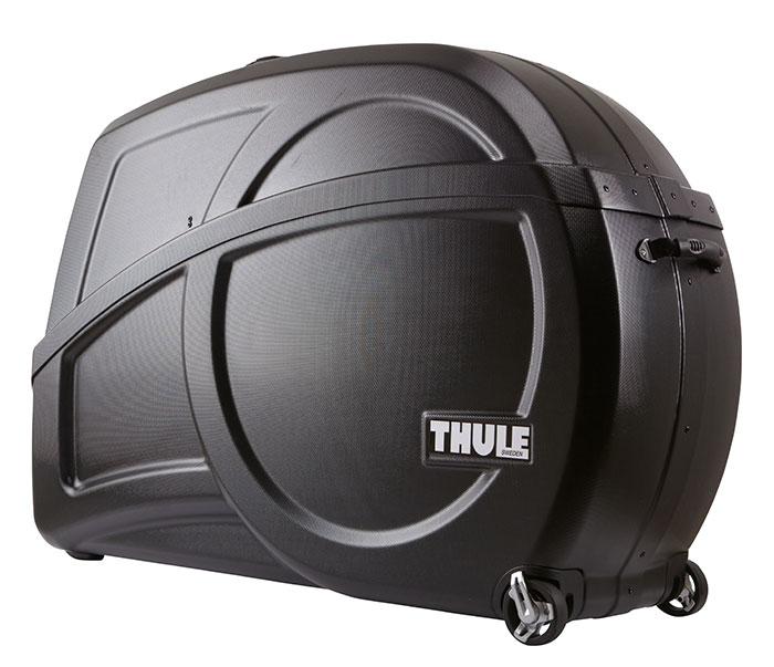 Kerékpárszállító táska THULE ROUNDTRIP TRANSITION kemény felú szerelőállvánnyal