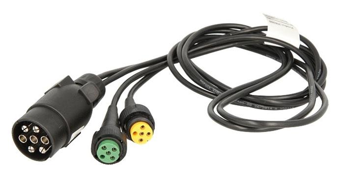 Thule KIEGÉSZÍTŐ kábel elektromos táp 7 pólusú csatl.