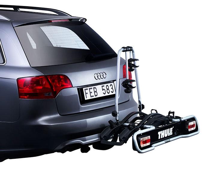 Kerékpárszállító THULE EURORIDE 941 vonóhorogra 2krp 7pin