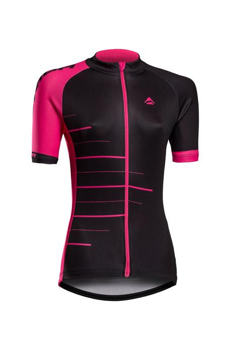 Mez MERIDA 190PK rövid női M Pink végig zipzár rózsaszín