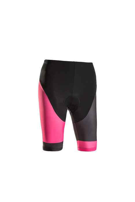 Nadrág MERIDA 190PK rövid női M Pink (190)