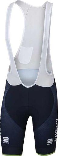 Nadrág BAHRAIN-MERIDA rövid Team XL Bodyfit - KANTÁROS