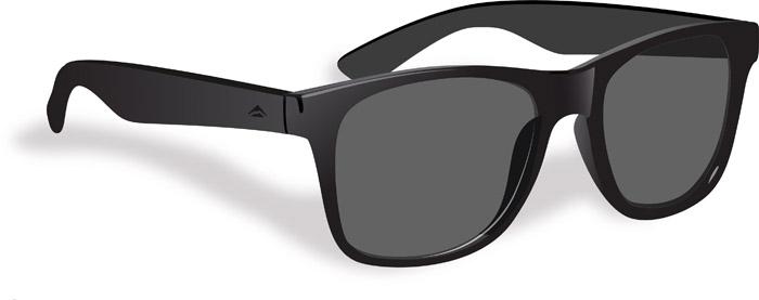 Szemüveg MERIDA PROMO matt fekete