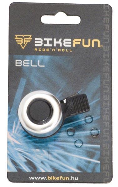 Csengő BIKEFUN BILLY ezüst - NH-B405APE