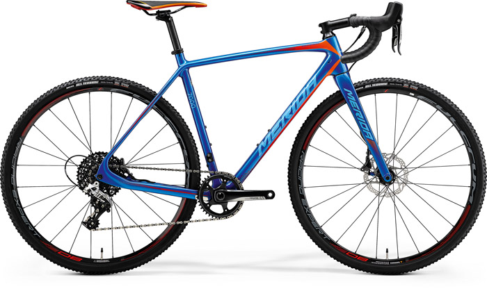 Merida gravel kerékpár