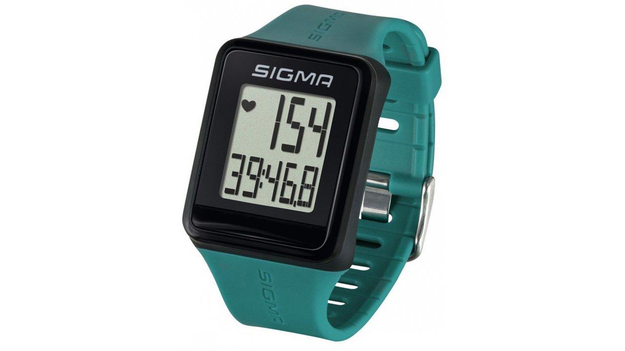 Pulzusmérő SIGMA iD.GO zöld