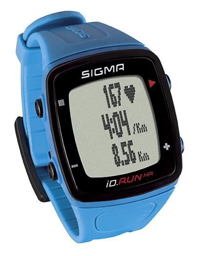 Pulzusmérő SIGMA iD.RUN HR kék