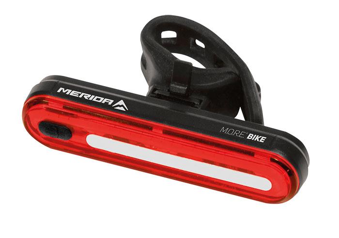 Lámpa MERIDA hátsó USB - MD063