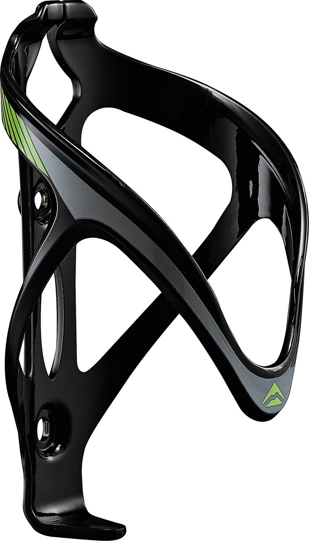Kulacstartó MERIDA műanyag fekete zöld - 3397