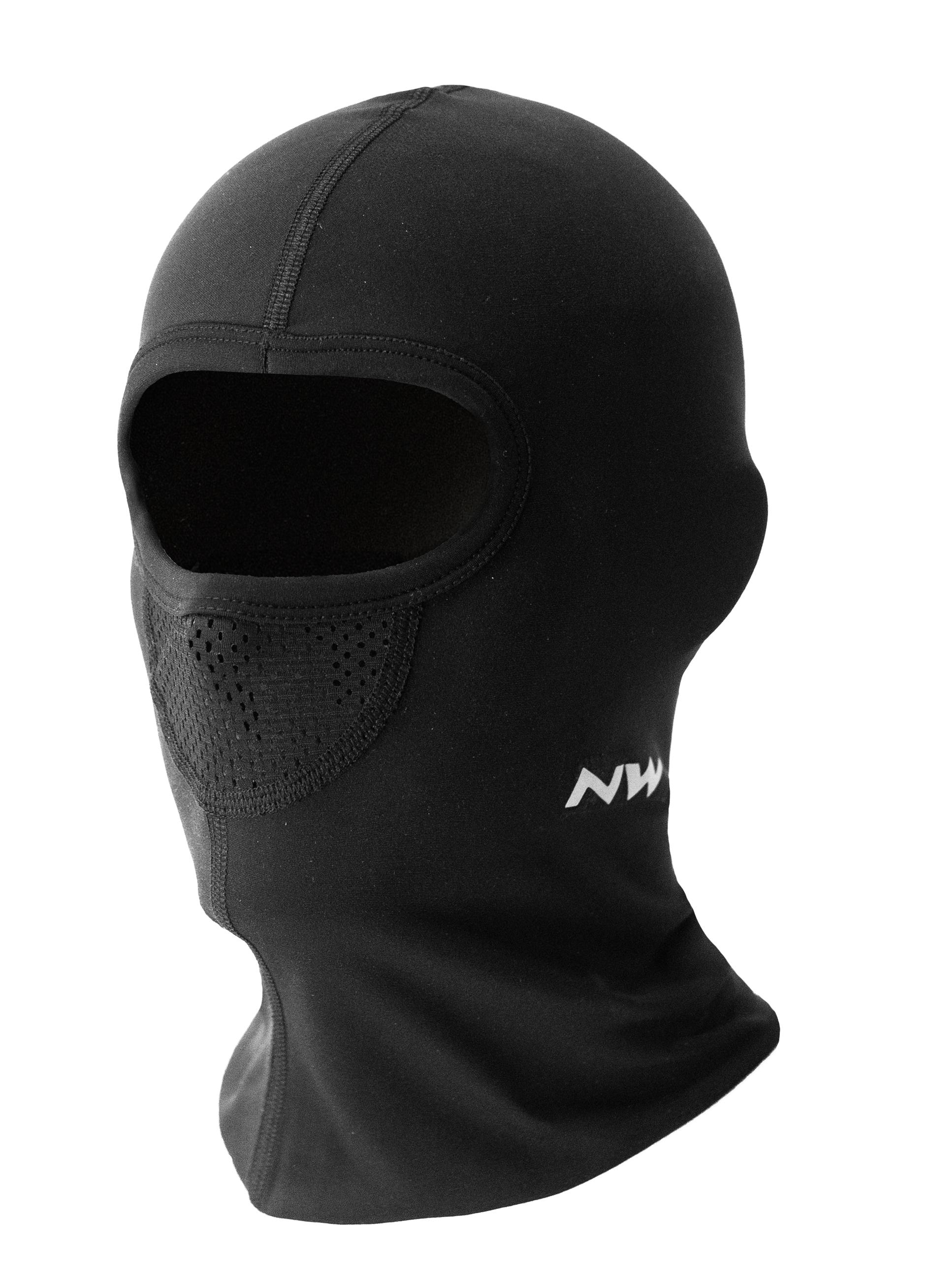 Sapka NORTHWAVE téli BALACLAVA maszk, fekete, egy méret