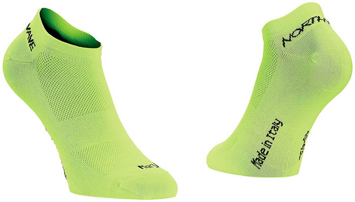 Zokni NORTHWAVE GHOST 2 MAN XS(32-35) lime fluo