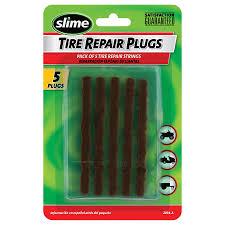 Tubeless javító szalag SLIME 5 db/csomag