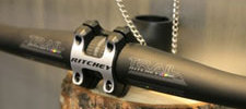 All-mountain/enduro front: Ritchey Trail Group