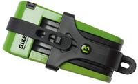 Lakat BIKEFUN X-SAFE folding 70 cm, tartóva, zöld - X-1-GR
