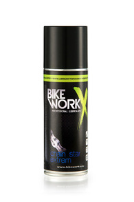 BikeWorkx CHAIN STAR EXTREM lánckenő Spray 200 ml - CHAINE/200