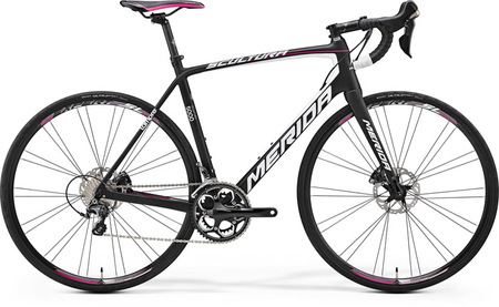 MERIDA 2017 SCULTURA DISC 5000 LAMPRE REPLICA