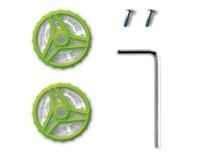 Cipő tartozék NORTHWAVE SLW2 csat zöld