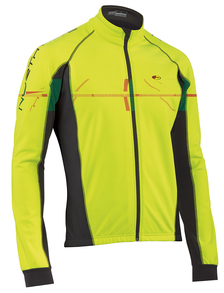 Dzseki NORTHWAVE FORCE Total Protection, téli sárga fluo-fekete