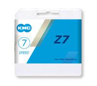 Lánc KMC Z7 7s MTB 1/2 x 3/32 116L (Z50)