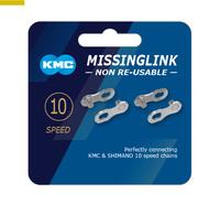 Lánc KMC MISSINGLINK patentszem 1,1/128&quote; 10 speed CL559S